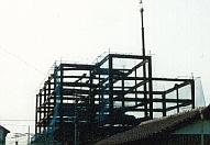 エリートイン船橋の工事写真